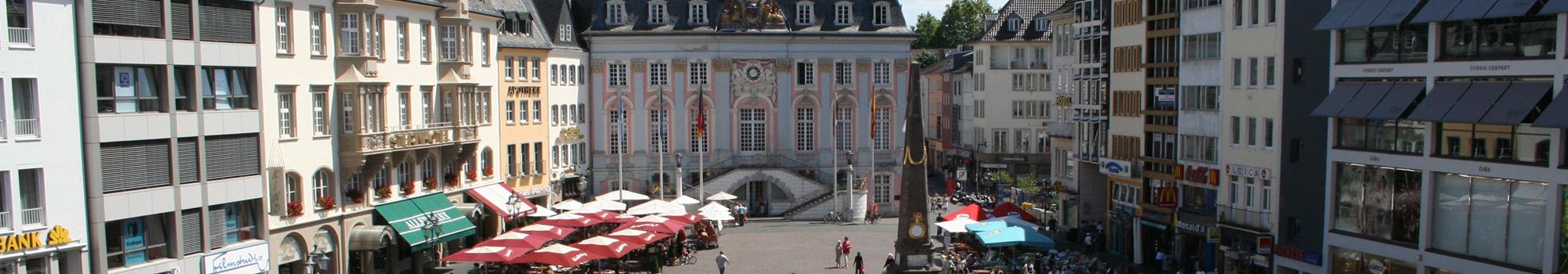 Rechtsanwalt Markt Bonn